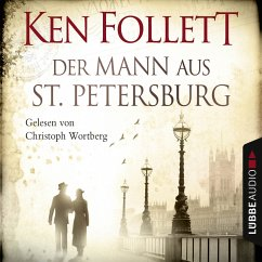 Der Mann aus St. Petersburg (MP3-Download) - Follett, Ken