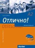 Otlitschno! A2. Arbeitsbuch mit 2 integrierten Audio-CDs