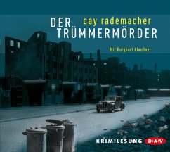 Der Trümmermörder / Oberinspektor Stave Bd.1 (MP3-Download) - Rademacher, Cay