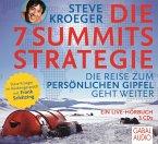Die 7 Summits Strategie, 3 Audio-CDs