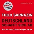 Deutschland schafft sich ab, 12 Audio-CDs + Bonus-CD