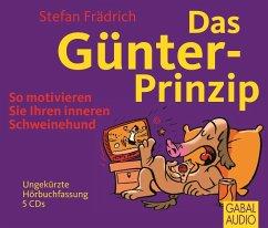 Das Günter-Prinzip, 6 Audio-CDs