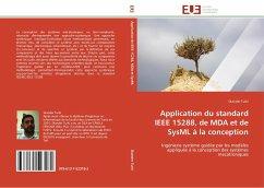 Application du standard IEEE 15288, de MDA et de SysML à la conception - Turki, Skander