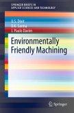 Environmentally-Friendly Machining