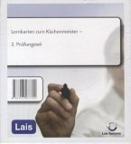 Lernkarten zum Küchenmeister - 2. Prüfungsteil