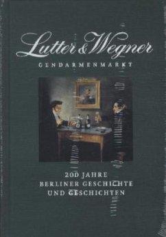 Lutter & Wegner am Gendarmenmarkt - Zimmermann, Matthias