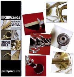 memocards, Suche Drei Musik (Spiel)