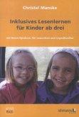 Inklusives Lesenlernen für Kinder ab drei mit Down-Syndrom, für Leseratten und Legastheniker