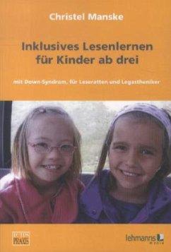 Inklusives Lesenlernen für Kinder ab drei mit D...