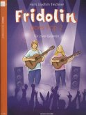 Fridolin goes Pop, für 2 Gitarren, Spielpartitur