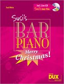 Susi's Bar Piano, Merry Christmas!, m. Audio-CD
