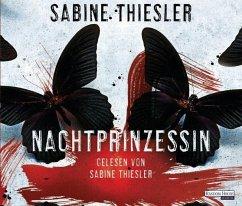 Nachtprinzessin (MP3-Download) - Thiesler, Sabine