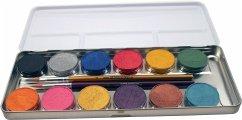 Corvus A190613 - Eulenspiegel: 12 Farben, Perlg...