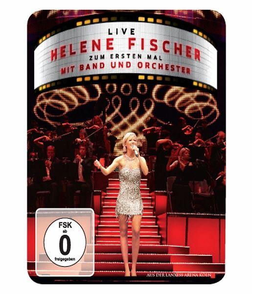 Helene Fischer - Zum ersten Mal mit Band und Orchester - Fischer,Helene
