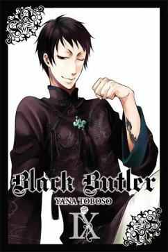 Black Butler, Vol. 9 - Toboso, Yana