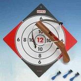 Corvus A100904 - Armbrust klein, 3 Pfeile und Zielscheibe