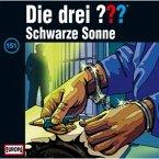 Schwarze Sonne / Die drei Fragezeichen - Hörbuch Bd.151 (1 Audio-CD)