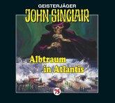 Albtraum in Atlantis / Geisterjäger John Sinclair Bd.75 (1 Audio-CD)