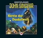 Herrin der Dunkelwelt / Geisterjäger John Sinclair Bd.76 (1 Audio-CD)