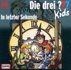 In letzter Sekunde / Die drei Fragezeichen-Kids Bd.25