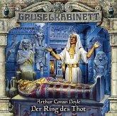 Der Ring des Thot / Gruselkabinett Bd.61 (1 Audio-CD)