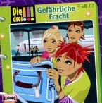 Gefährliche Fracht / Die drei Ausrufezeichen Bd.17