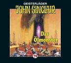 Das Ölmonster / Geisterjäger John Sinclair Bd.72 (1 Audio-CD)