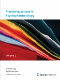 Practice Questions in Psychopharmacology