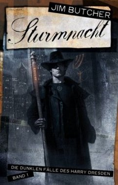 Sturmnacht / Harry Dresden Bd.1 - Butcher, Jim