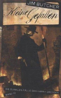 Kleine Gefallen / Harry Dresden Bd.10 - Butcher, Jim
