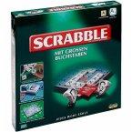 Scrabble (Spiel) mit großen Buchstaben