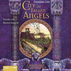 City of Fallen Angels / Chroniken der Unterwelt Bd.4 (MP3-Download) - Clare, Cassandra