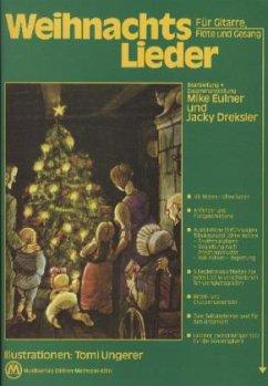 Weihnachtslieder, für Gitarre, Flöte und Gesang