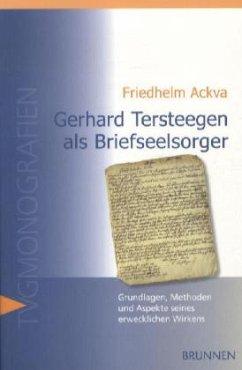 Gerhard Tersteegen als Briefseelsorger