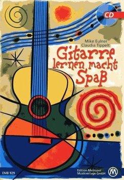 Gitarre lernen macht Spaß, m. Audio-CD