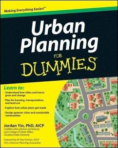 Urban Planning For Dummies - Yin, Jordan