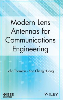 Lens Antennas for Communicatio - Thornton; Huang