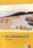 Das Zahlenbuch. 2.Schuljahr. Arbeitsheft. Neubearbeitung