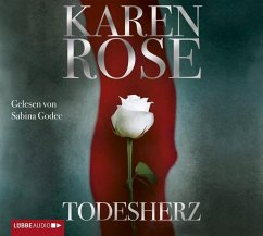 Todesherz / Baltimore Bd.1 (6 Audio-CDs) - Rose, Karen