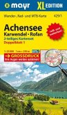 Mayr Karte Achensee, Karwendel, Rofan, 2 Bl.