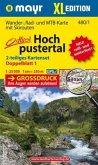 Mayr Karte Osttirol - Hochpustertal, 2 Bl.
