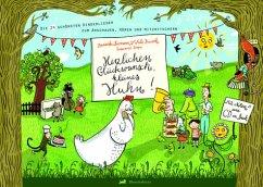 Herzlichen Glückwunsch, kleines Huhn!, m. Audio-CD