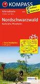 Kompass Fahrradkarte Nordschwarzwald / Kompass Fahrradkarten