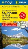 Mayr Karte Kitzbüheler Alpen, St. Johann in Tirol