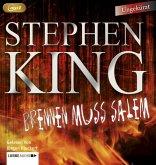 Brennen muss Salem, 3 MP3-CD