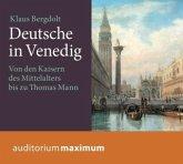 Deutsche in Venedig, 1 Audio-CD