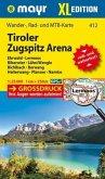 Mayr Karte Tiroler Zugspitz Arena