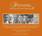 Festspiel der deutschen Sprache 6, Audio-CD