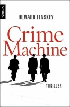 Crime Machine - Linskey, Howard