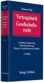 Vertragsbuch Gesellschaftsrecht